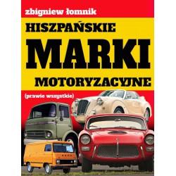 Hiszpańskie marki motoryzacyjne – darmowy ebook