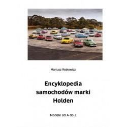 Mariusz Rejkowicz – Encyklopedia samochodów marki Holden