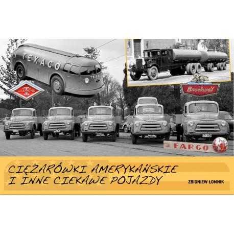 e-book Ciężarówki amerykańskie i inne ciekawe pojazdy - DARMOWY