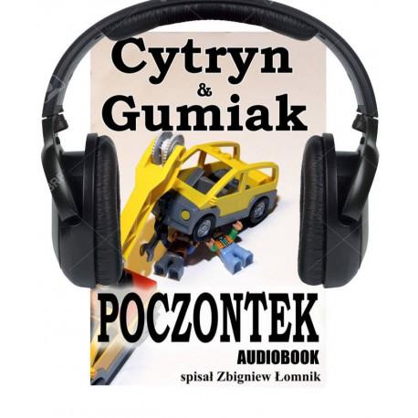 Audiobook + ebook Cytryn & Gumiak: Poczontek