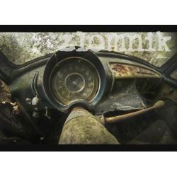 Plakat 50 x 70 cm z autografem – wzór 03